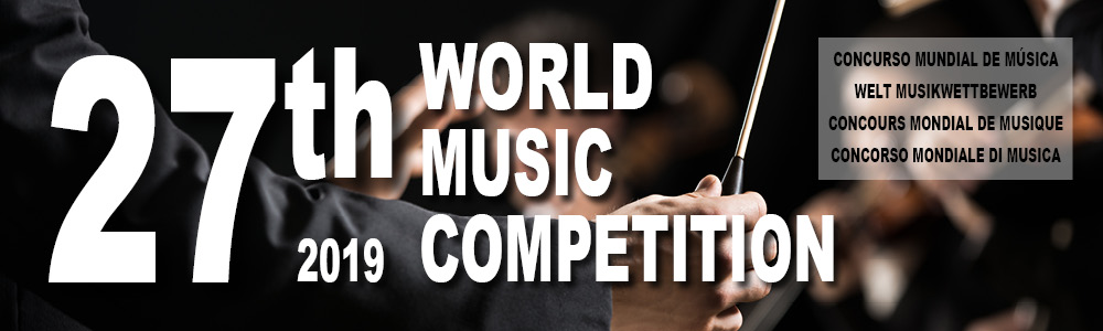 27th world music competition