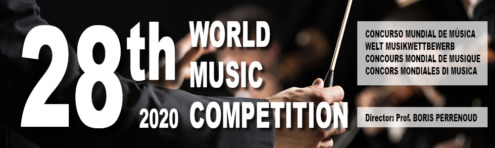 28th world music competition